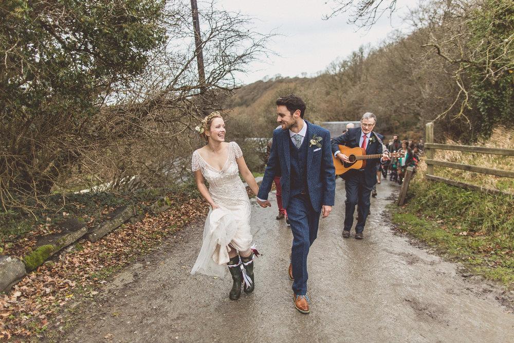 Emily + David Wedding