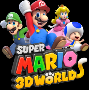 We will be looking at Super Mario 3D World's