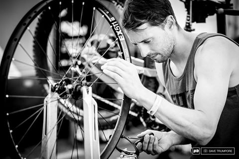 Matt Allingham from FMD/The Bicycle Service has proved invaluable for his experience and feedback throughout the R&D product development process