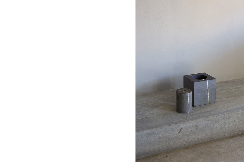 Block Vase #1