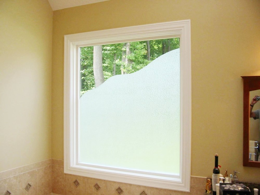 Custom Privacy Film, Malone