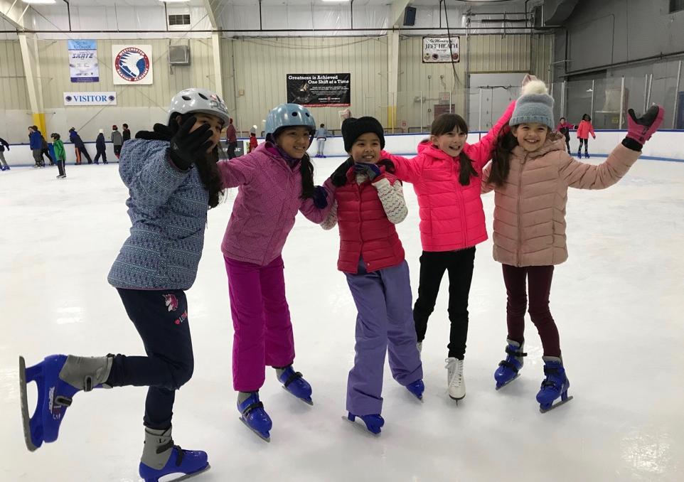 PTO Skate Party 2017!
