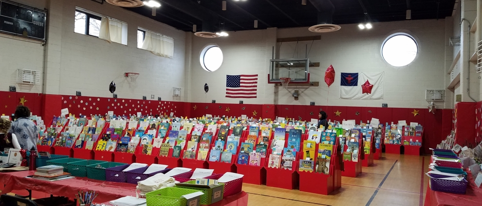 What a Collection!  Thanks PTO!