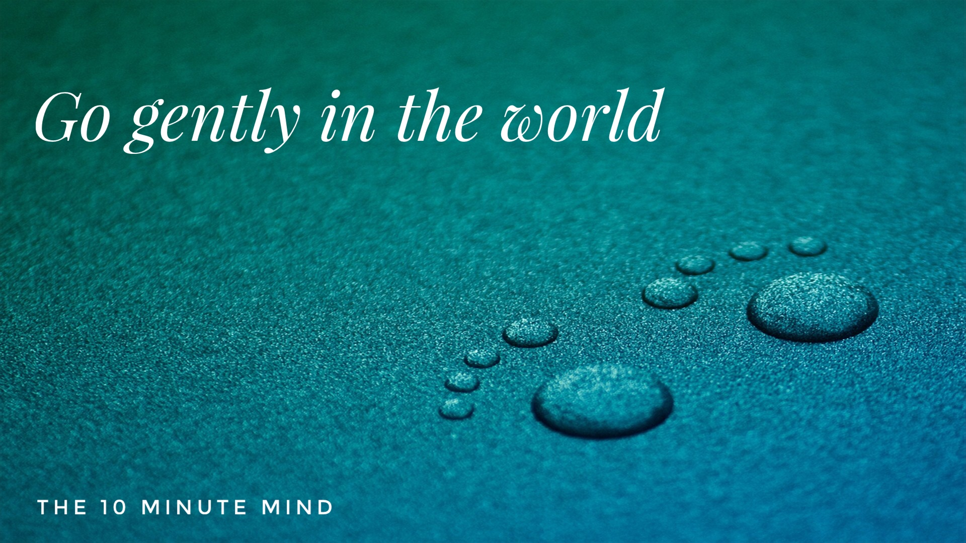 The 10 Minute Mind is a online guided mindfulness meditation program that's  been developed for busy people who want to feel less stressed and reduce  Anxiety