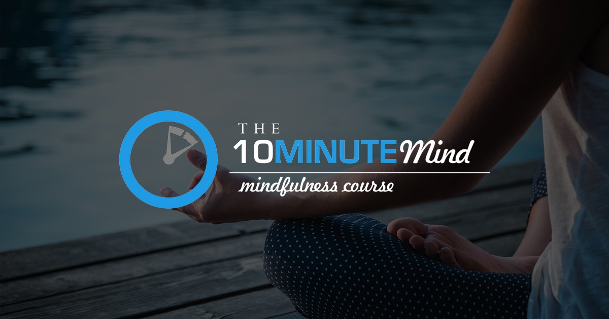 how 10 minutes guided meditation can help for anxiety