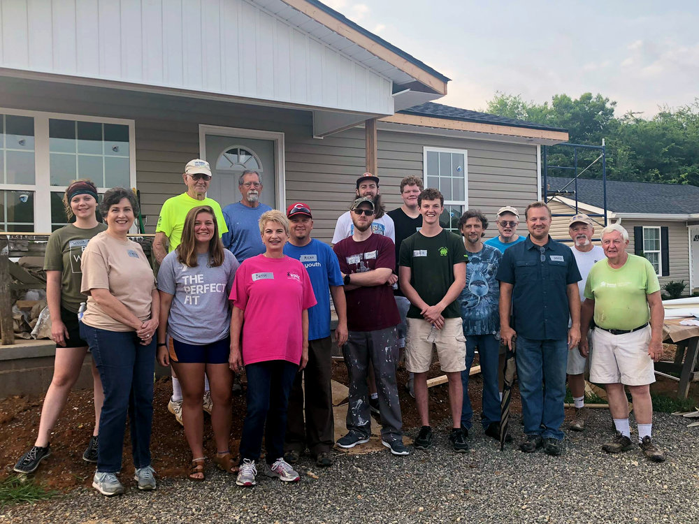 Our Staff - Working for Habitat for Humanity