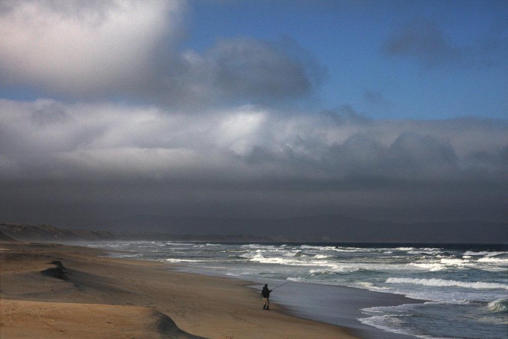Solitude Fisherman