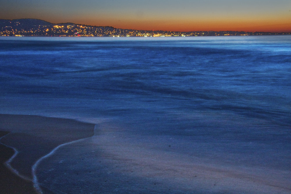 Sand City Sunset