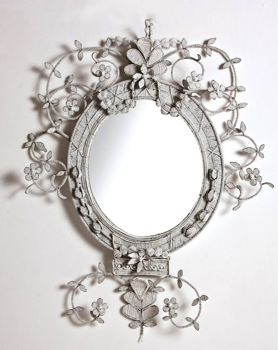 The Madame Style Mirror   R9200