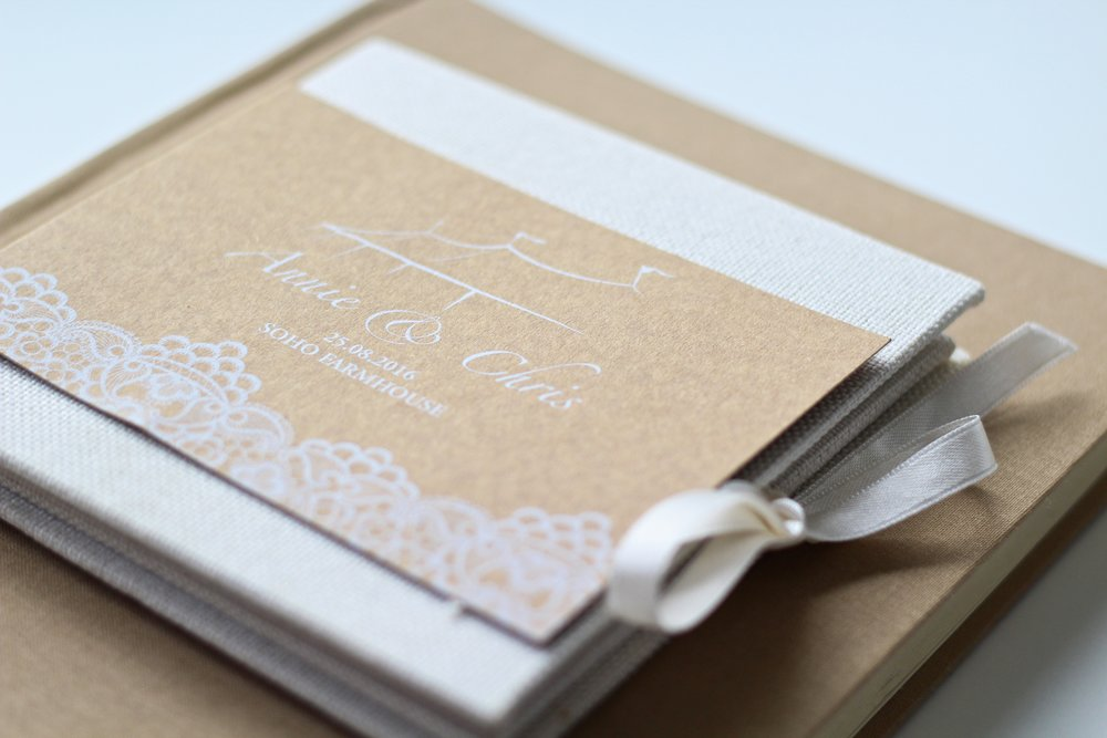 Photobooth guestbook