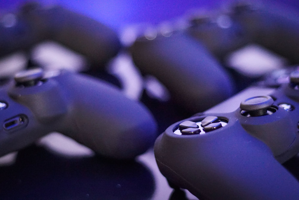 Corporate Event Gaming Parties