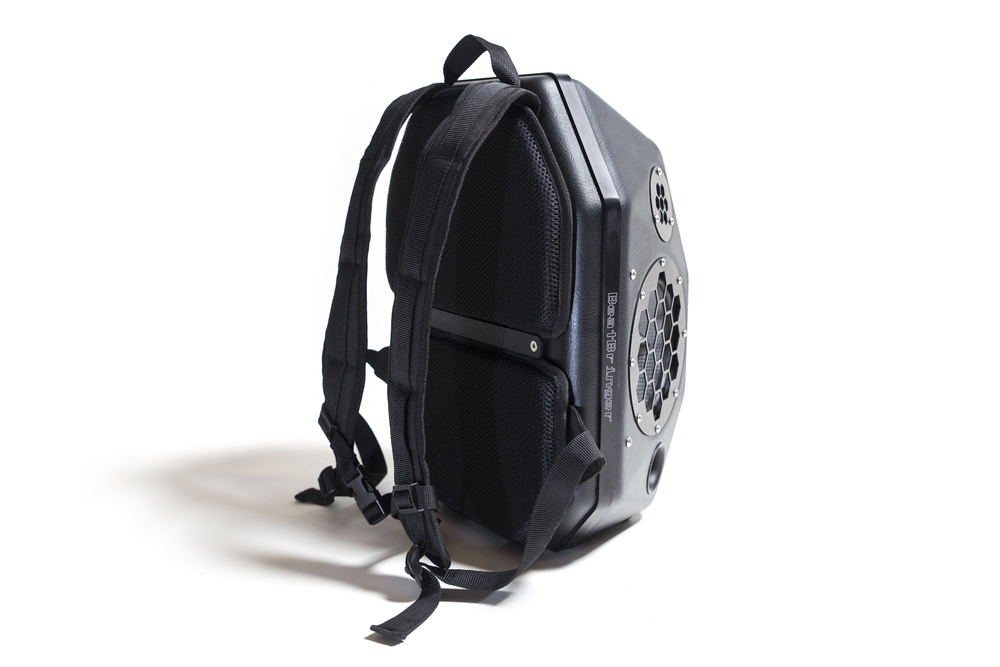 BeatBringer - The portable speaker backpack