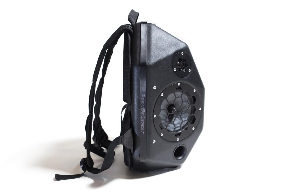 BeatBringer - The Portable Speaker Backpack