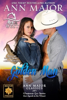 Golden Man Cover