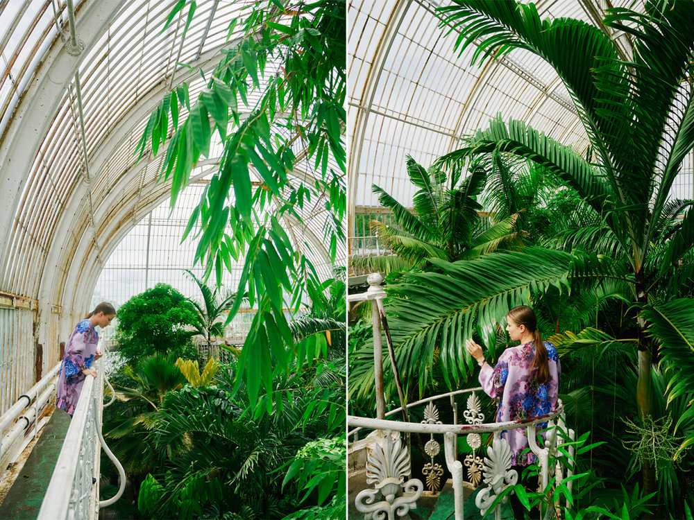 THE COLORS OF ROYAL BOTANIC GARDENS -                                                     Mint Stories'17
