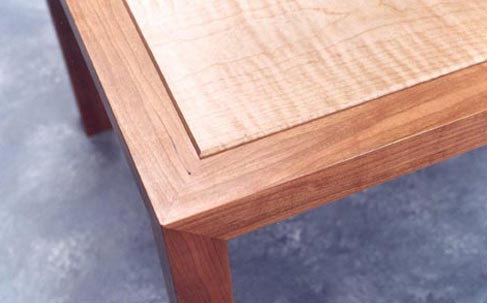Parsons Table Joinery