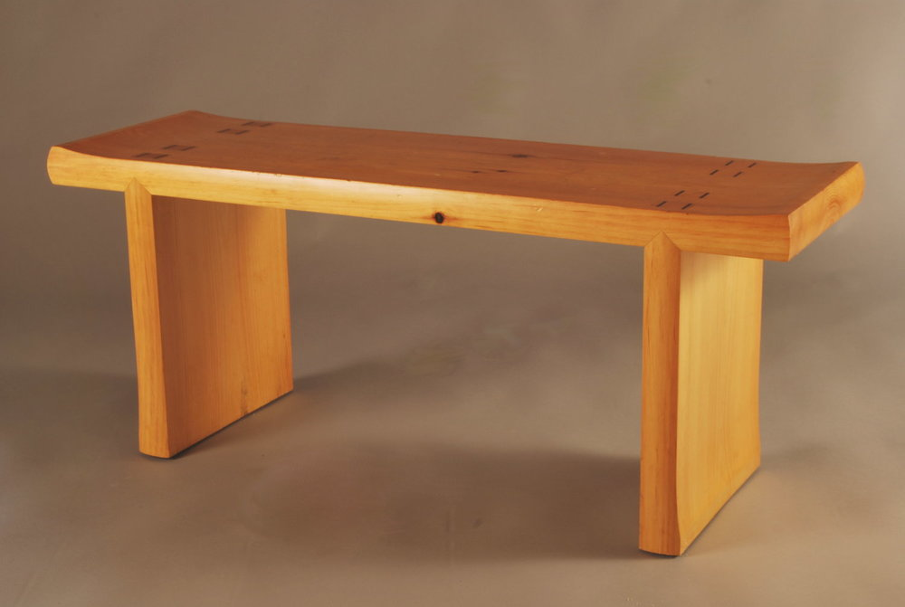 Eastern Pine Bench
