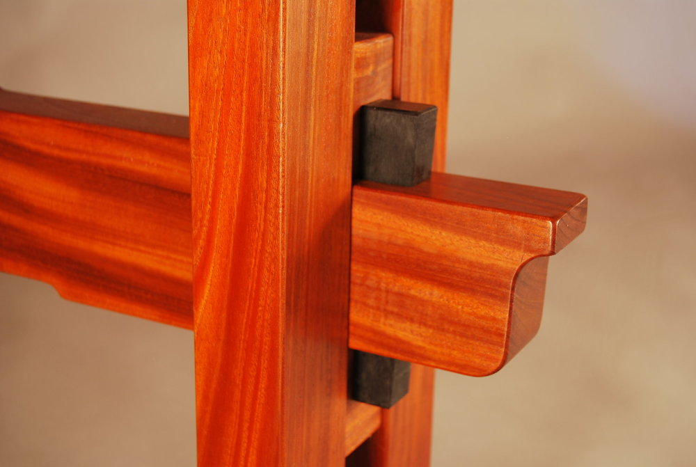 Trestle Table Joinery