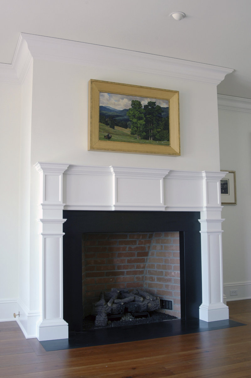 Lisman Fireplace Surround