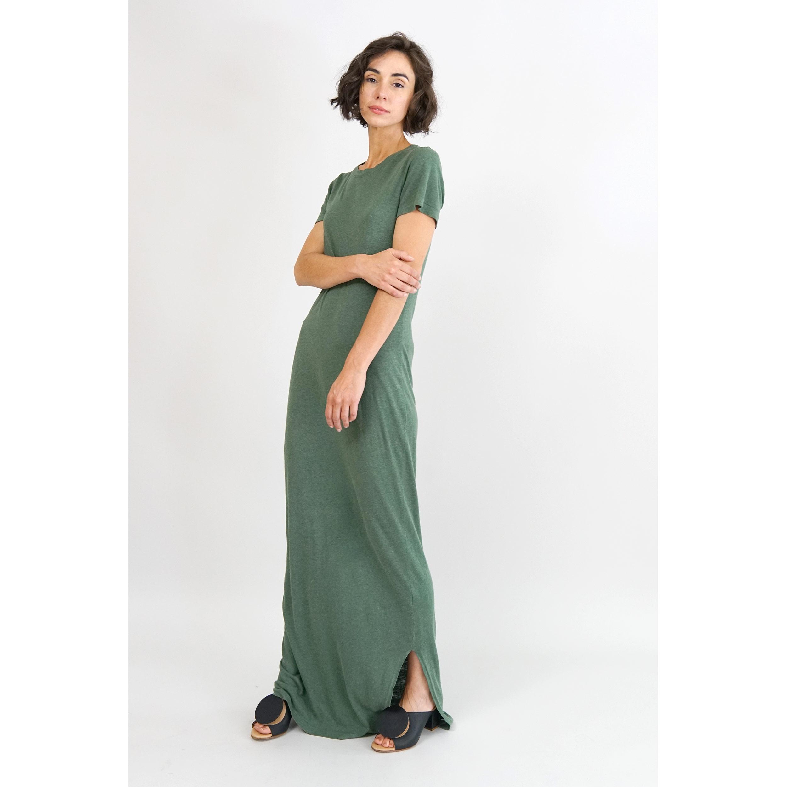 a171e91745 PARKER the shop — Amsterdam Maxi Dress - Sage
