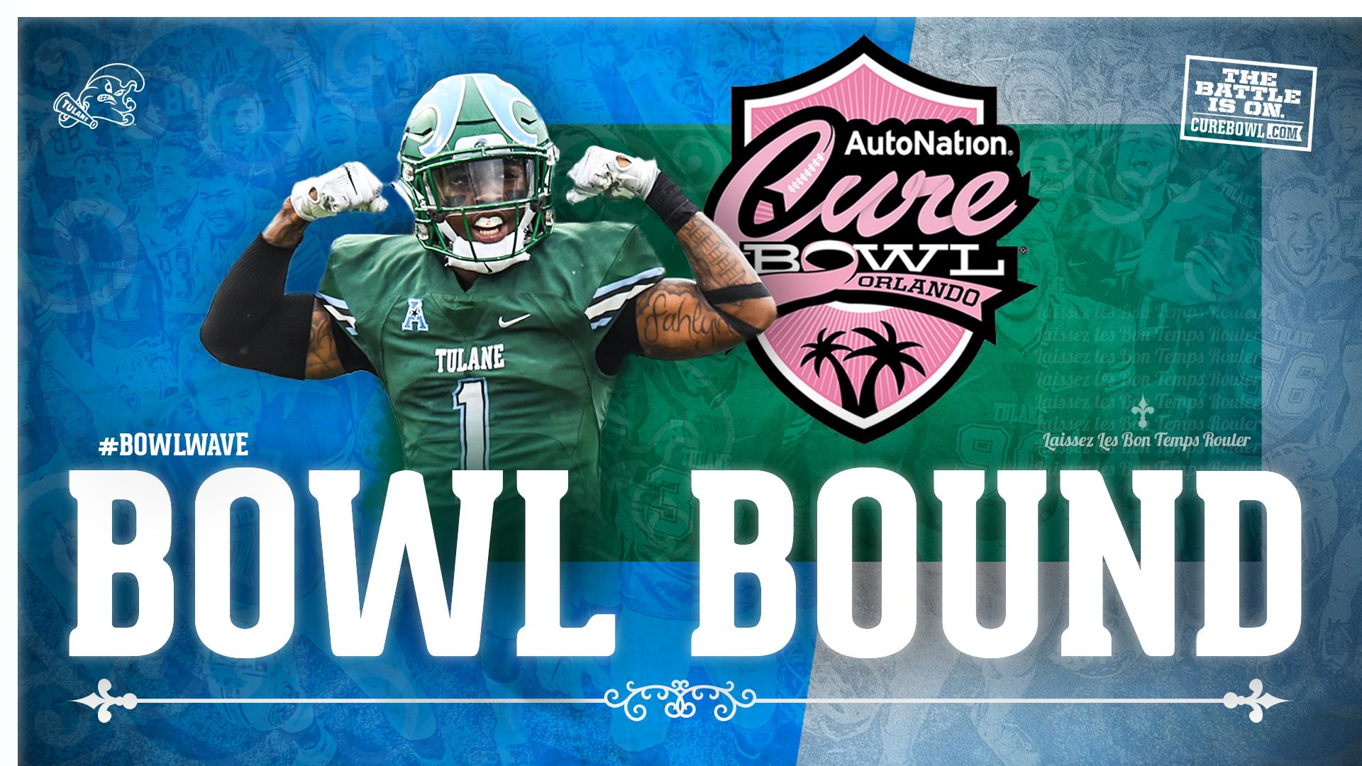 a1c7b430ff0e The Tulane Green Wave became bowl eligible for the first time since 2013  with a nail-biting win over the United States Naval Academy on November  24th.