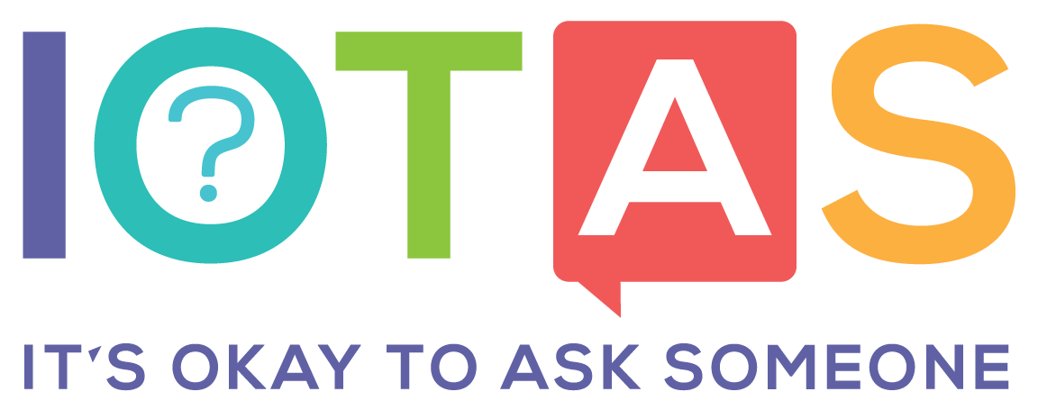It's OK To Ask Someone