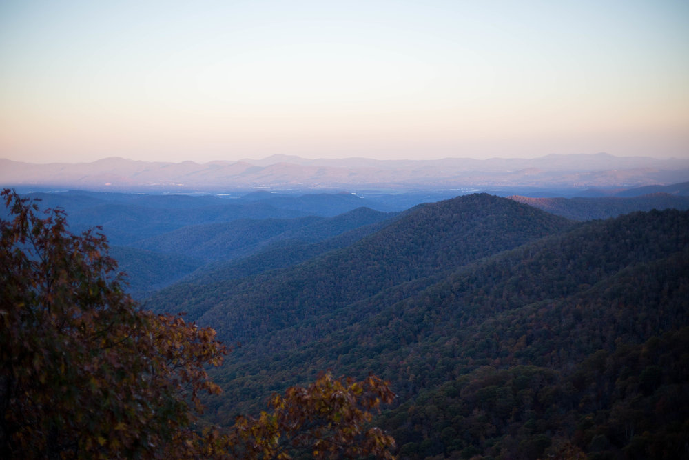 Blue Ridge Mountains of N.C. - @evergreenerafilms