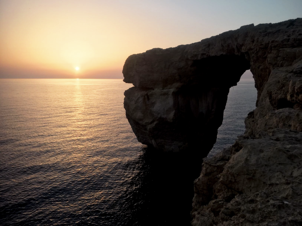 The Azure Window, Gozo - @carolynmariephotography