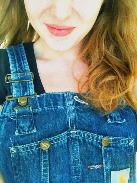 my favorite overalls
