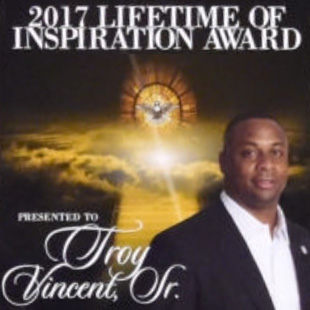 Lifetime of Inspiration Award    Click   for Story >>