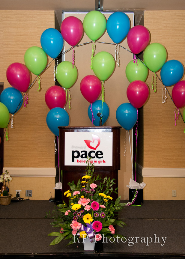 Pace Believing in Girls Luncheon