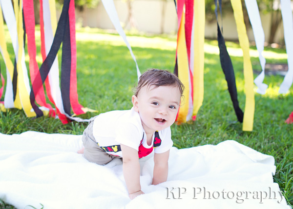South Florida First Birthday Portrait Session