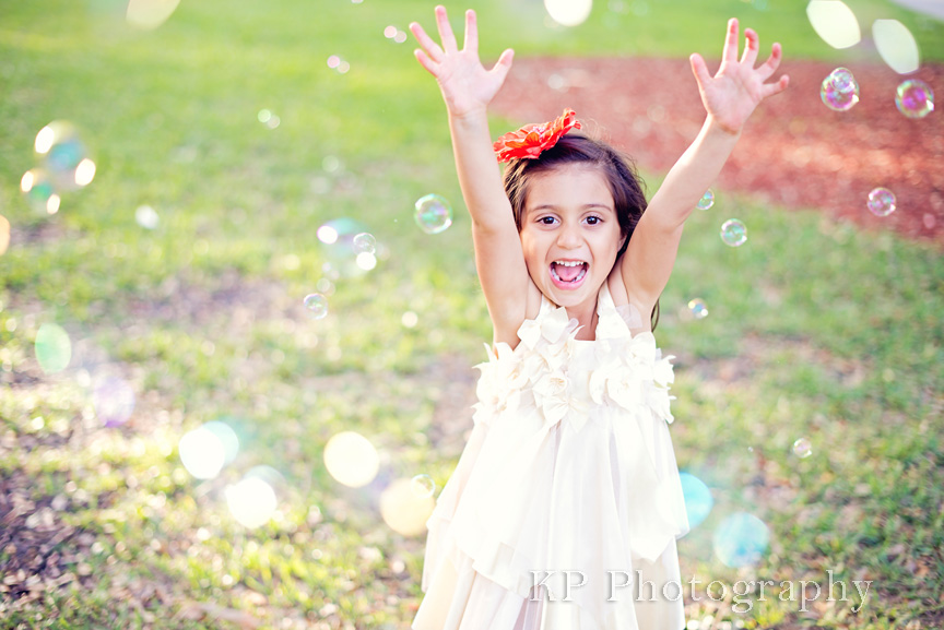 South Florida Children's Portraits