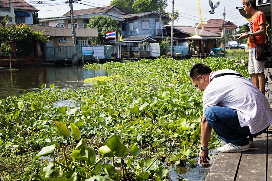 Bang Phli Market Bangkok