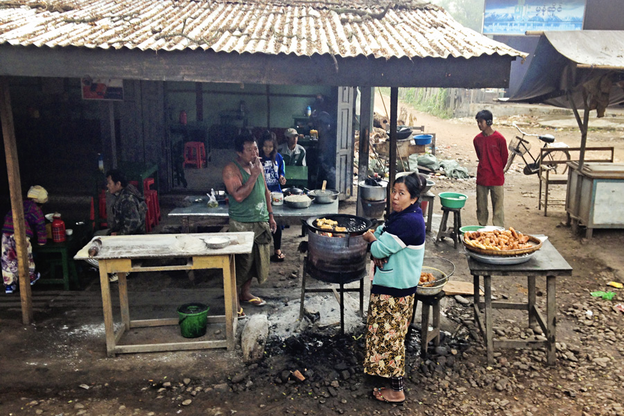 A brief look at life in Hsipaw, Myanmar