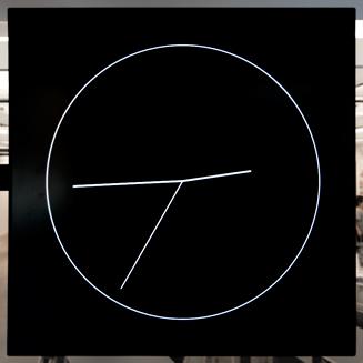 Clock(2016) David Reinfurt, O-R-G