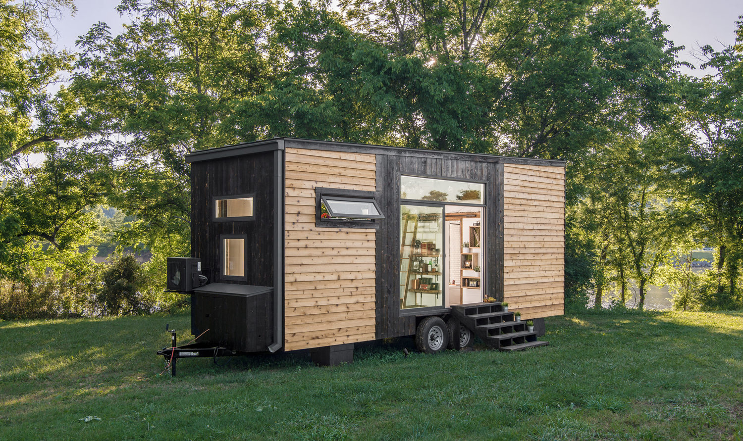 Bild: © new frontier tiny homes