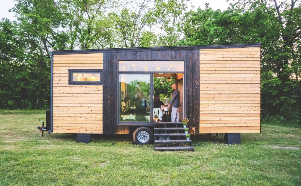 Tiny House Builders New Frontier Tiny Homes