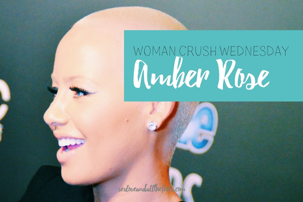 amber rose blog post