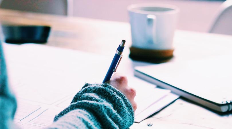 writing to overcome trauma