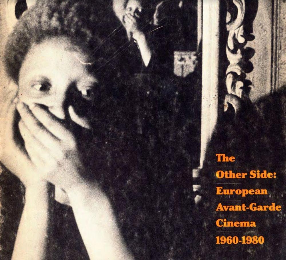 The Other Side: European Avant-Garde Cinema 1960-1980 (1983)   북미실험영화의 정전화에 큰 기여를 했던 영화비평가인 레지나 콘웰의 1978년부터 3년간의 방대한 리서치를 기반으로 한 프로그램이다. 오스트리아, 프랑스, 영국, 독일, 그리스, 헝가리, 이탈리아, 폴란드 등에서 발굴한 50여편의 작품을 10개의 프로그램으로 상영하였다.