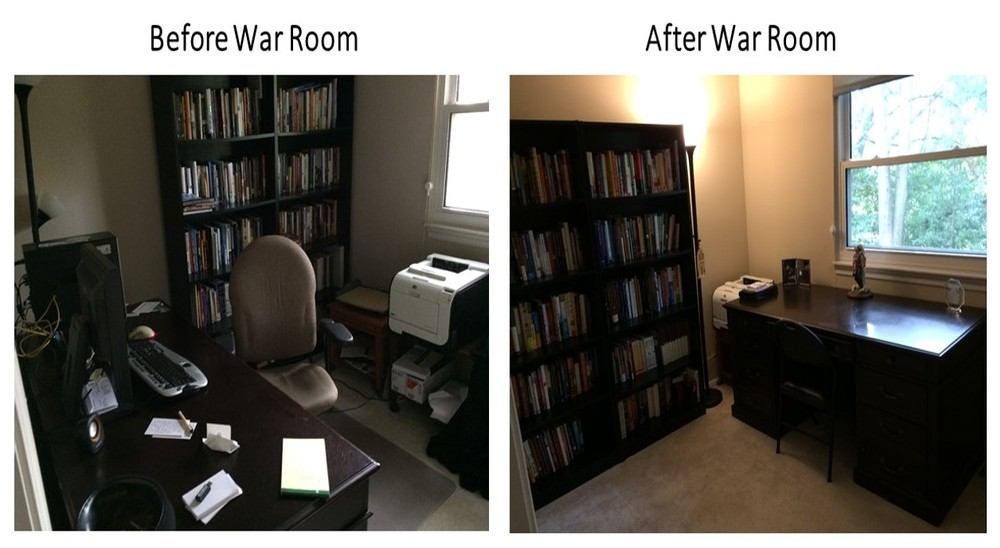office to war room