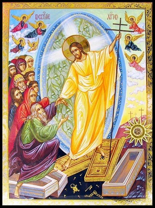 Russian-Icon-Resurrection