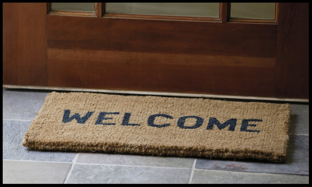 welcome-mat-on-doorstep
