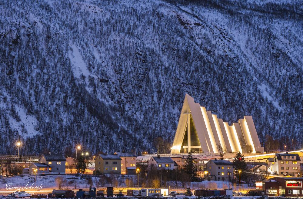 Eismeerkathedrale / Arctic cathedral