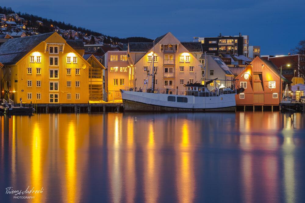 Tromsö Hafen / Harbor