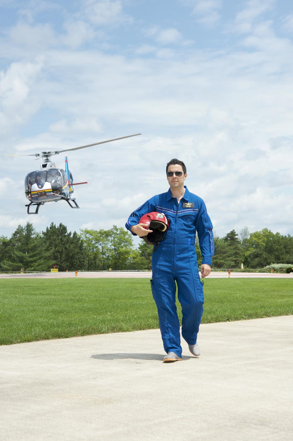 Niagara Helicopters / Niagara Falls