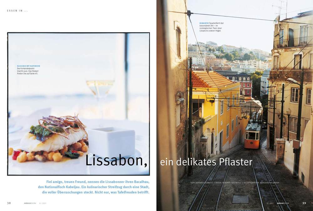 Lissabon Food