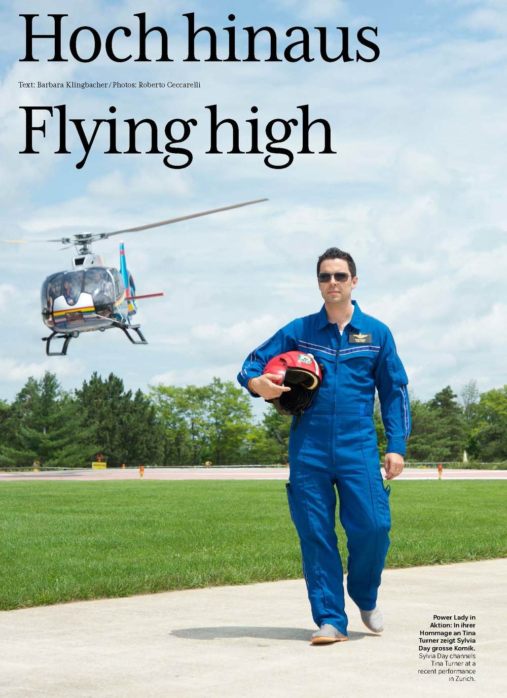 Niagara Helicopters Chief Pilot Niagara Falls