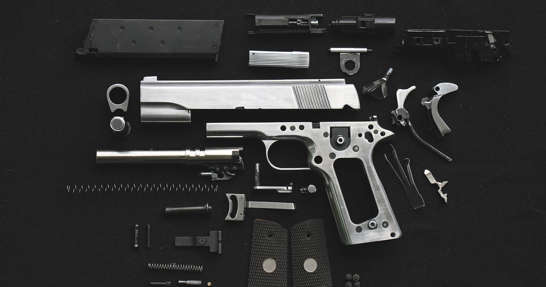gunsmith encks gun barn